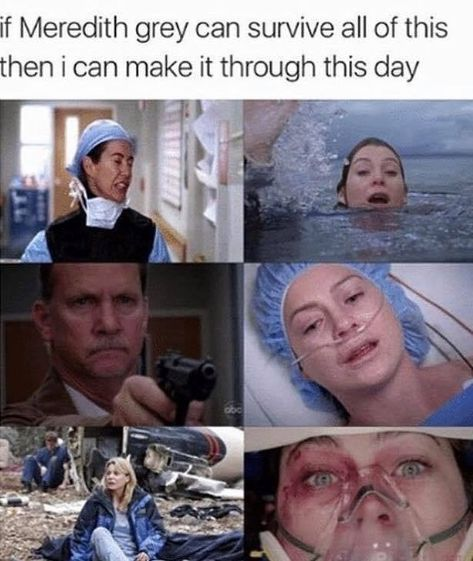 18 Grey's Anatomy Memes That Are Funny Even If You Stopped Watching Years Ago In the 15 seasons that Grey& Anatomy has been on the air, it& become something of a pop culture institution. At some point, we found ourselves so emotionally Greys Anatomy Funny, Greys Anatomy Episodes, Greys Anatomy Facts, Grey Anatomy Quotes, Grays Anatomy, Greys Anatomy Spoilers, Greys Anatomy Season 1, Anatomy Humor, Watch Greys Anatomy