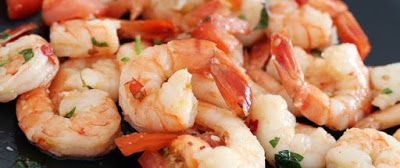 مدونه فركش طريقة عمل روبيان باربيكيو Recipes Appetizer Recipes Party Food Appetizers