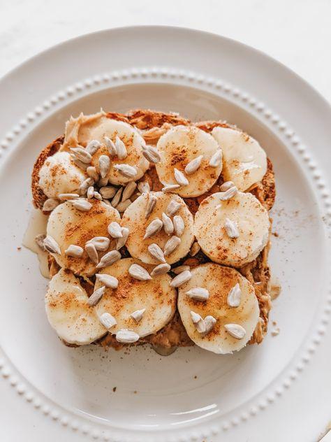 Healthy Toast Idea