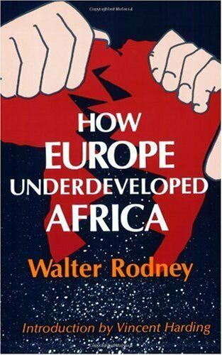 How Europe Underdeveloped Africa By Walter Rodney P D F In 2020 Black History Books Books Black Lives Matter Movement