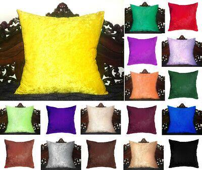 Bohemian Home Decor Pillow Couch Cushion Velvet Decorative Velvet Pillow Covers 24x24 Vintage Throw Pillow Sofa Orange Velvet Pillow Cases