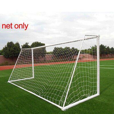Advertisement Ebay 10x6 5ft Pe Soccer Football Goal Post Net Outdoor Indoor Sports Training Match Football Goal Post Soccer Goal Soccer Goal Post