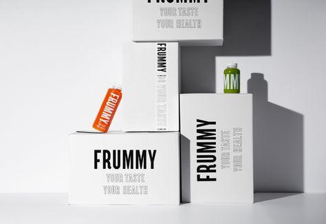 Tiny Organics Baby Food Packaging