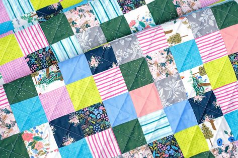 Edredon English.English Garden Patchwork Quilt Quilts Inspiration