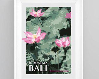 diy printable pdfjpeg download Kyoto Vintage Travel Poster JAPAN