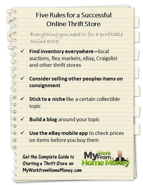 How To Start An Online Thrift Store Thrift Store Online Thrift Store Thrifting
