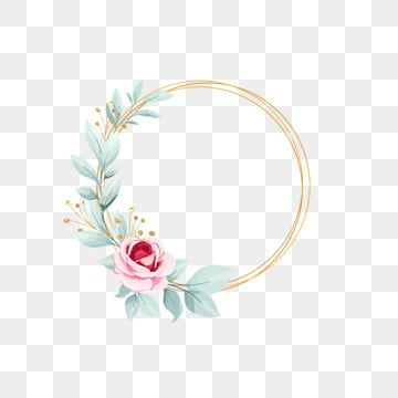 Watercolor Flowers Png Images Vetores E Arquivos Psd Download Gratis Em Pngtree Imagem Floral Molduras Vintage Moldura Floral