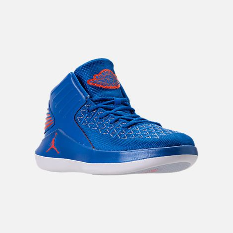 promo code 61e24 e0ec3 Three Quarter view of Boys' Preschool Air Jordan XXXII ...