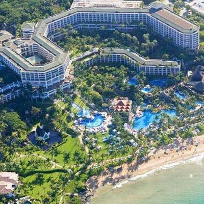 Grand Wailea in Maui Hawaii is the BEST Resort and has A Fantastic Spa! The salt scrub with Honey wrap is AWESOME!!!~