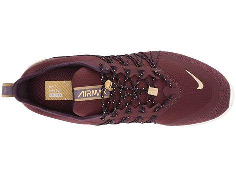 b43170448d1a6 Nike Air Max Sequent 4 Shield Women s Running Shoes Burgundy Crush Metallic  Gold