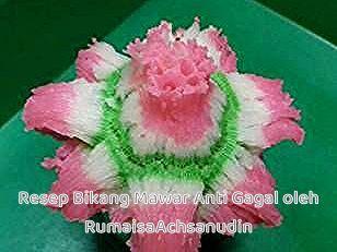 Resep Bikang Mawar Anti Gagal Oleh Rumaisaachsanudin Cookpad In 2020 Aster Flower Kembang Flowers