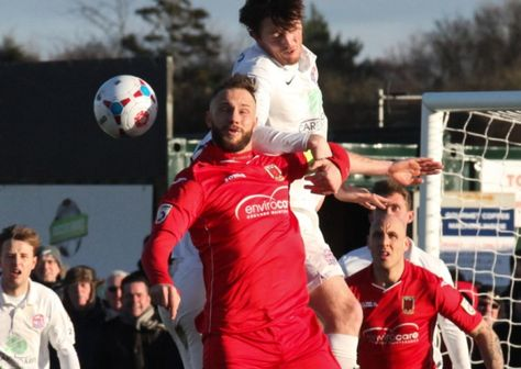 Chorley skipper Andy Teague hopes the Magpies can bounce back from back-to-back defeats and build a springboard to play-off success by beating Solihull Moors at Victory Park on Saturday.