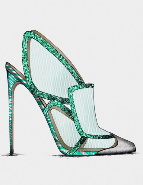 Head over Heels - Sweet Monarchy - Guillaume Bergen Spring /Summer.