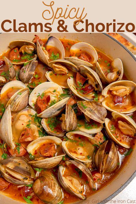 Fish Recipes, Seafood Recipes, Mexican Food Recipes, Cooking Recipes, Asian Recipes, Chorizo Recipes, Beef Recipes, Recipies, Fish Dishes
