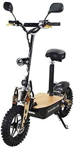E Scooter Roller Original E Flux Vision X2 2000 Watt 60v Mit Strassenzulassung 10 Zoll Reifen Extra Gross Gelandereifen Elektroroll In 2020 Elektroroller Roller Bleiakku
