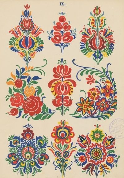 Folk Embroidery Patterns pixels - Our friends at The Silk Bureau have a great discount offer available to all our Patternbank customers. With competitive rates it's never been easier to