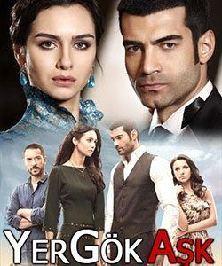Love is in the Air Tv Series (Yer Gok Ask) | Turkish drama series