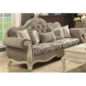 Renardo Sofa Furniture Traditional Style Living Room Furniture Luxury Furniture