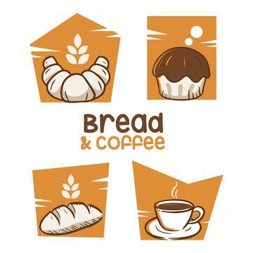 الخبز كأس القهوة تصميم شعار ملهمة خبز شعار مخبز Png والمتجهات للتحميل مجانا Coffee Logo Logo Design Inspiration Logo Design