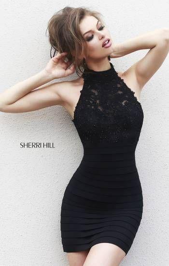 Winter formal black dresses