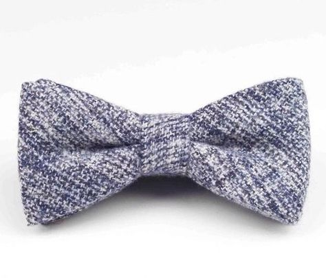 UK. New Charcoal Grey Skinny Tweed Wool Tie /& Pocket Square Set Great Reviews