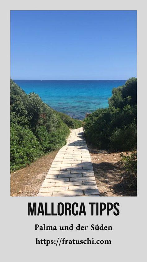 Tipps für Palma und den Süden von Mallorca. Reiseexperten und Blogger verraten ihre Lieblingsplätze. #mallorca #palma #calafiguera #estrenc #santanyi #reisetipps
