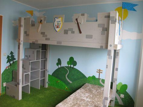 Himmelbett Frieda Selber Bauen Betten Bedroom Kinderzimmer