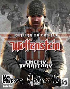 WolfenStein Enemy Territory 2018 Free Download For Windows