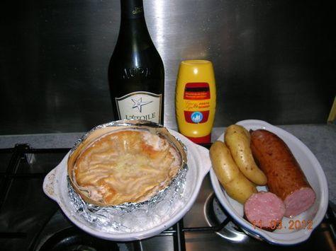 Mont D Or Chaud Franche Comte Recette Recettes De Cuisine Alimentation Plats Au Fromage