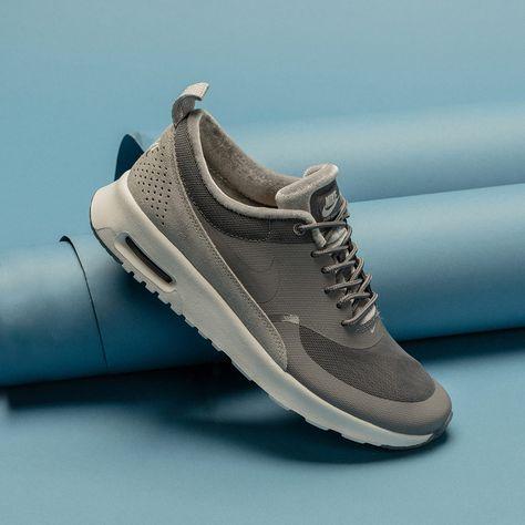Nike air max thea, Gunsmoke velvet pack. Footasylum Women's