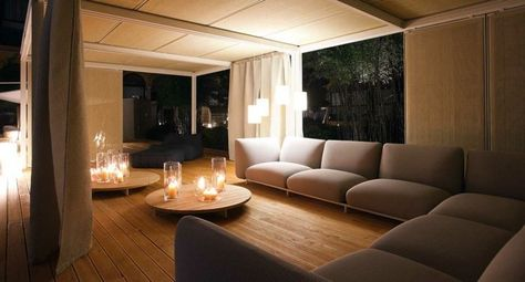 Cabane de jardin de design italien de luxe par Paola Lenti ...