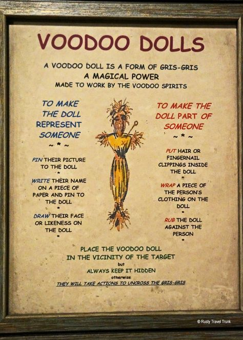 You Do Voodoo In New Orleans: The Historic Voodoo Museum - Rusty Travel Trunk