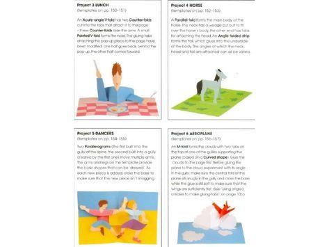 Pop-Up Design and Paper Mechanics: How to Make Folding