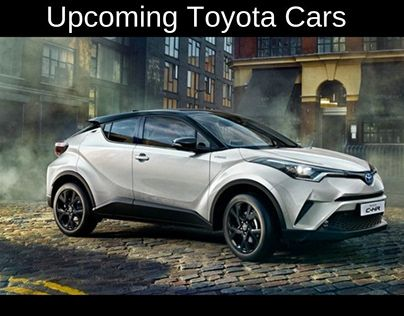 Check Out New Work On My Behance Portfolio Upcoming Toyota Cars