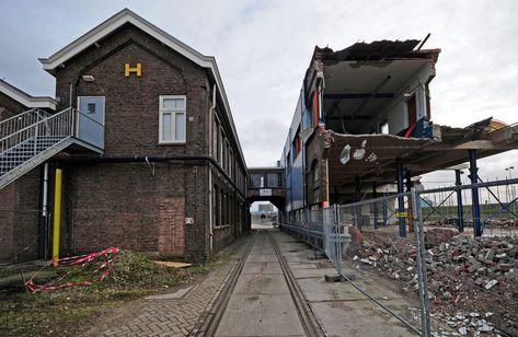 UCo Wagenmakerij: Wisselspoor in wording - De Utrechtse Internet Courant
