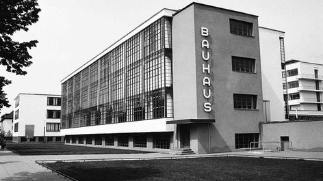 A 100 Anos De La Fundacion De La Bauhaus La Bases Que Crearon Siguen Siendo Un Referente De La Arquitectura El Di In 2020 Bauhaus Architecture Bauhaus Design Bauhaus