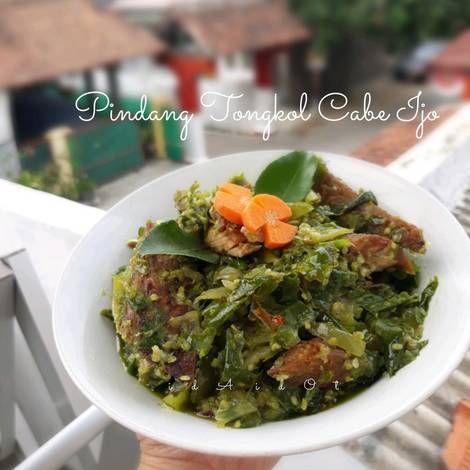 Resep Pindang Tongkol Cabe Ijo Oleh Dapur Shabyra Resep Resep Makanan Resep Masakan Indonesia Resep