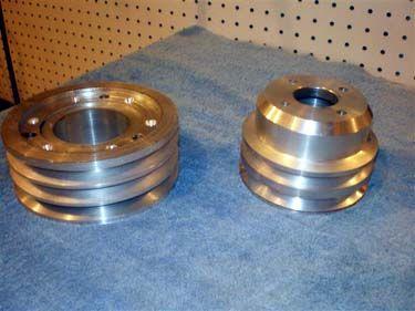 Rod Bearing 010 4 Cyl diesel Marine Diesel Ford Lehman Ford Industrial