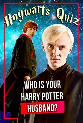 Hogwarts Quiz: Who Is Your 'Harry Potter' Husband? | Harry