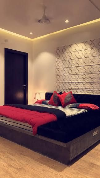 Mystic Moods Pune Modern Style Bedroom By H Interior Design Modern