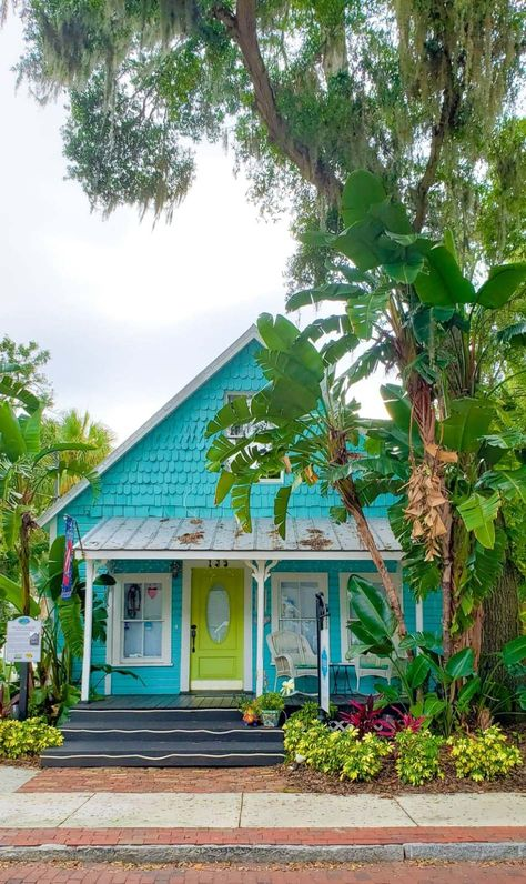 The Cutest Town in the Tampa Bay Area: Safety Harbor, Florida – Voyaging Vagabond Clearwater Florida, Sarasota Florida, Old Florida, Florida Vacation, Florida Travel, Florida Home, Florida Beaches, Kissimmee Florida, Ireland Vacation