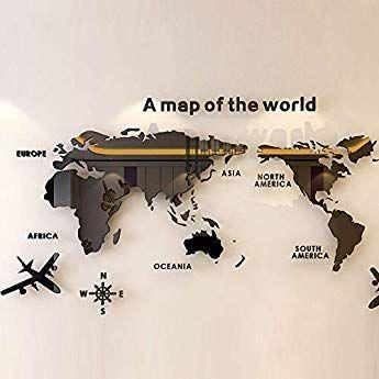 世界 地図 簡単