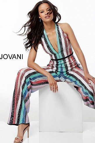 643d7040e8e Contemporary Dresses  Jovani  Fall2018  shortdress  jumpsuit  fashion  style   newcollection  contemporary