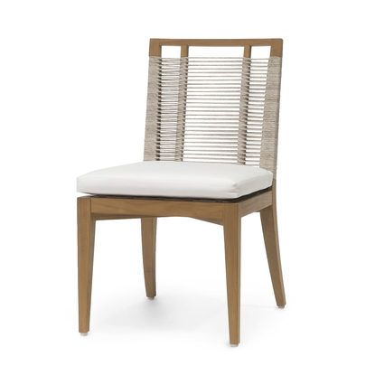Awesome Dining Chair Option Palecek Amalfi Outdoor Side Chair Ibusinesslaw Wood Chair Design Ideas Ibusinesslaworg