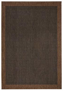 Flachgewebe Teppich Hanse Home Simple Dunkelbraun Teppich Teppich Braun Flachgewebe