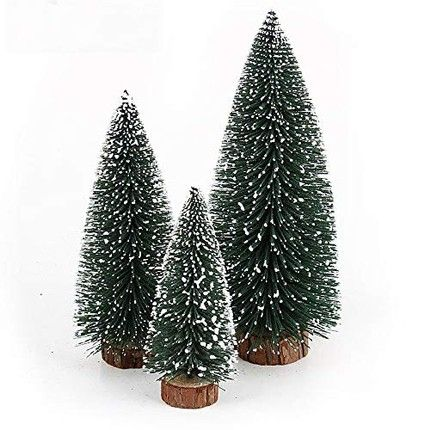 Christmas Decoration Ideas Easy Shortcuts For Simple Christmas Decor Mini Christmas Tree Mini Christmas Tree Decorations Frosted Christmas Tree