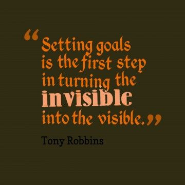 Goals Quotes Google Search Goal Setting Pinterest Set Goals Quotes Goal Quotes Tony Robbins Quotes