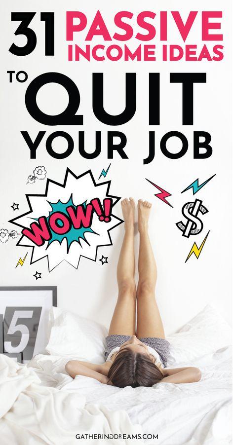 31 Smart Passive Income Ideas
