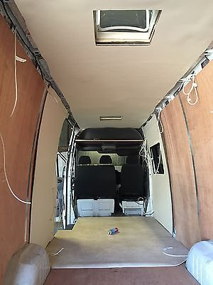 Vw Crafter Sprinter Race Van Conversion Camper Kit Motocross Van