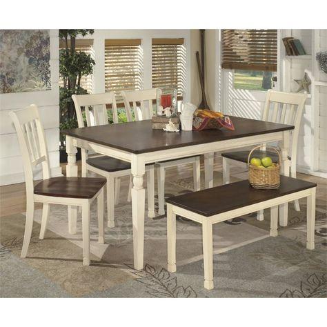 Ashley Furniture Whitesburg Dining Set 585 34 Dining Room